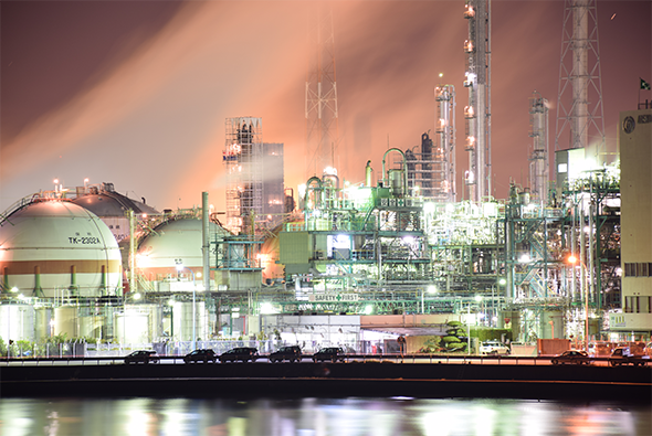 「工場の夜」