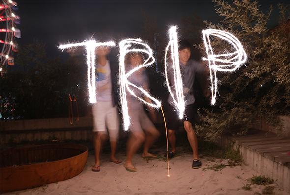 「go on a TRIP!! 」
